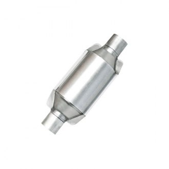 Eastern® - Standard Universal Fit Rear Undercar Round Catalytic Converter