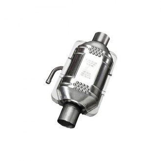 Eastern® - Standard Universal Fit Front Oval Catalytic Converter