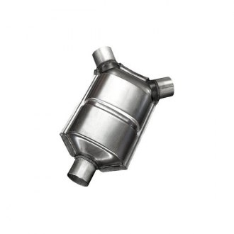 Eastern® - Standard Universal Fit Rear Large Oval Catalytic Converter