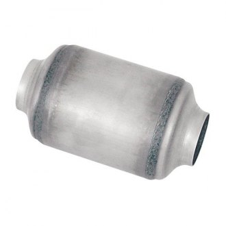 Eastern® - Standard Universal Fit Rear Round Catalytic Converter