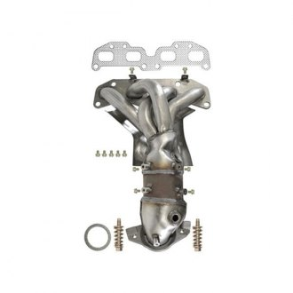 Eastern® - ECO CARB Direct Fit Front Manifold with Integrated Catalytic Converter