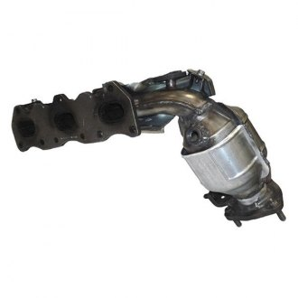 Eastern® - ECO CARB WU-TWC Exhaust Manifold with Integrated Catalytic Converter