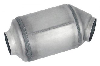 Eastern® - Universal Fit Left Catalytic Converter