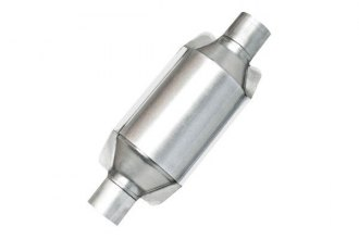 Eastern® - ECO II Universal Fit Rear Driver Side Catalytic Converter