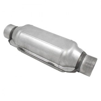 Eastern® - ECO II Universal Fit Rear Undercar Round Catalytic Converter