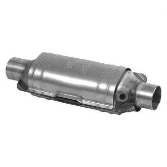 Eastern® - QuieCat™ ECO II Universal Fit Oval Body Resonated Catalytic Converter