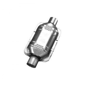 Eastern® - ECO CARB Pre-OBDII Universal Fit Oval Catalytic Converter