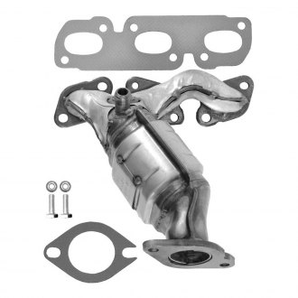 Eastern® - ECO CARB Exhaust Manifold with Integrated Catalytic Converter