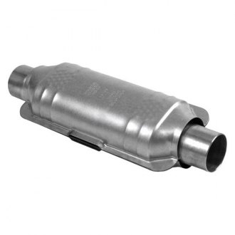 "Eastern® - ECO III Universal Fit Oval Body Catalytic Converter (2.5"" ID, 2.5"" OD, 16"" Overall Length)"