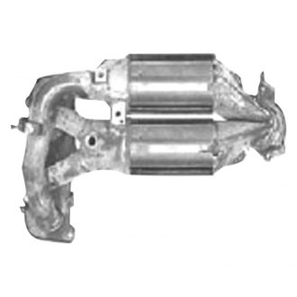 Eastern® - ECO CARB Stainless Steel Exhaust Manifold with Integrated Catalytic Converter