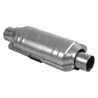 Eastern® - Universal Fit Undercar Large Oval Catalytic Converter