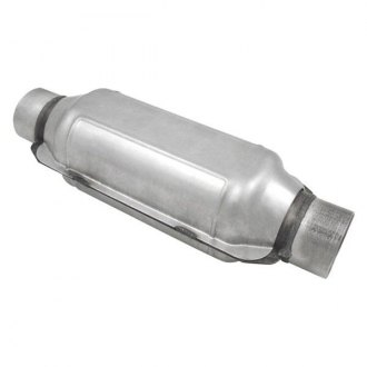 "Eastern® - ECO GM Universal Fit Large Round Body Catalytic Converter (3"" ID, 3"" OD, 16"" Overall Length)"