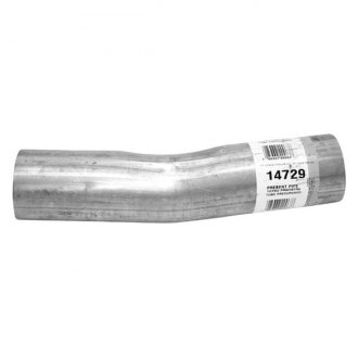 Eastern Exhaust® - EE™ Aluminized Steel Exhaust Tailpipe