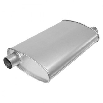 Eastern Exhaust® - MSL Maximum Aluminized Steel Oval Body Exhaust Muffler