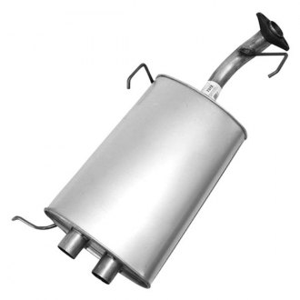 Eastern Exhaust® - Aluminized Steel Exhaust Muffler Assembly