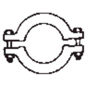 eastern exhaust� - exhaust clamp