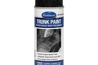 Eastwood® - 12 oz. Trunk Paint Black Aerosol