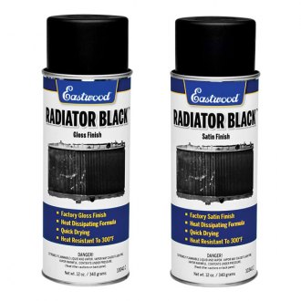 Eastwood® - 12 oz. Radiator Black Paint Aerosol