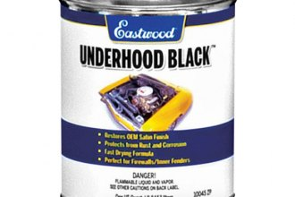 Eastwood® - Underhood Black Paint Quart Can