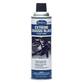 Eastwood® - 14 oz. Extreme Chassis Black High Gloss Paint Aerosol
