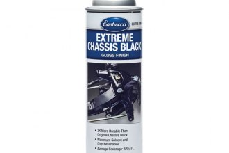 Eastwood® - 14 oz. Extreme Chassis Black Satin Paint Aerosol