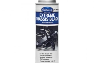 Eastwood® - 14 oz. Extreme Chassis Black Gloss Paint Aerosol