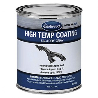 Eastwood® - 1 Pint Factory Gray High Temp Coating
