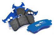 EBC® - Bluestuff NDX Formula Racing Rear Brake Pads