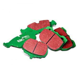 EBC® - Greenstuff 2000 Series Rear Sport Brake Pads