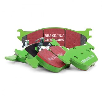 EBC® - Greenstuff 6000 Series Truck and SUV Front Brake Pads