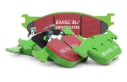 EBC� - Greenstuff 6000 Series Truck and SUV Brake Pads