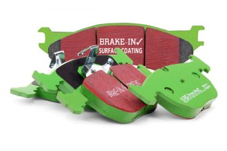 EBC® - Greenstuff 6000 Series Truck and SUV Rear Brake Pads