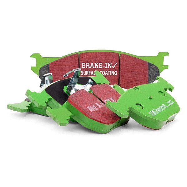 REAR EBC DP61793 GREENSTUFF STREET ORGANIC BRAKE PADS