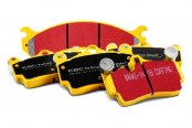 "EBC® - Yellowstuff 4000 ""R"" Series Full Race Front Brake Pads"