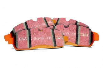 EBC® - Extra Duty Front Brake Pads