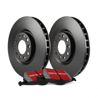 EBC® - Stage 1 / Stage 20 Street Plain Brake Kit