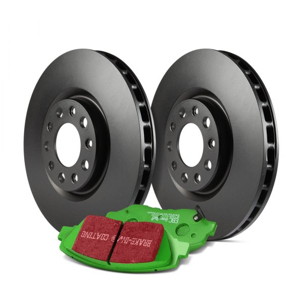 EBC® - Stage 11 Light Sport Plain Rear Brake Kit - New