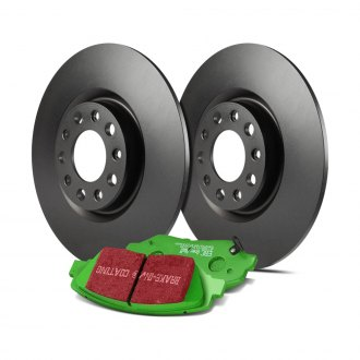 EBC® - Stage 11 Light Sport Plain Brake Kit