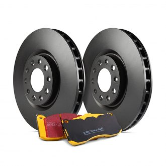 EBC® - Stage 13 Light Street Plain Brake Kit