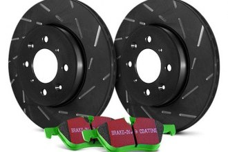EBC® S2KF1381 - Stage 2 Sport Front Brake Kit