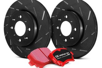 EBC® - Stage 4 Signature Front Brake Kit