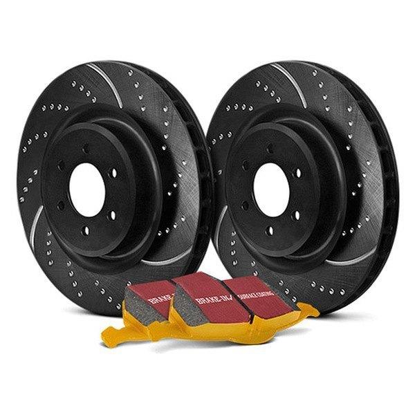 EBC S5KR1144 Stage-5 Superstreet Brake Kit EBC Brakes