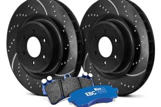 EBC® - Stage 6 Trackday Front Brake Kit