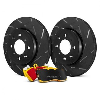 EBC® - Stage 9 Super Sleeper Slotted Brake Kit
