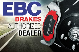 EBC Brakes Authorized Dealer