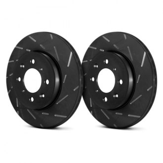 EBC® - USR Series Sport Slotted Rear Rotors