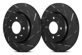 EBC® - USR Series Rear Sport Slotted Rotors
