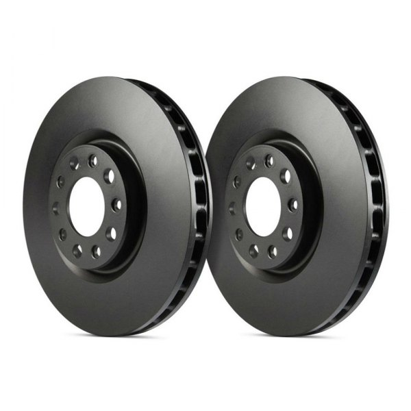 Image may not reflect your exact vehicle! EBC® - RK Series Premium Front Rotors New