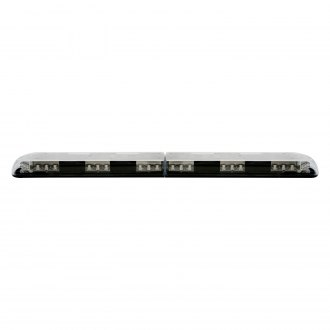 ECCO® - Vantage™ 12 Series Amber LED Emergency Light Bar