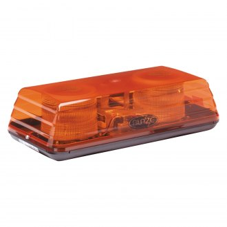 "ECCO® - 15"" Blaze II™ Amber Mini Beacon Light Bar"
